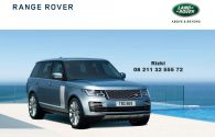 RANGE ROVER INDONESIA | ALL NEW MODEL
