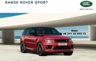 RANGE ROVER SPORT INDONESIA | TERBARU | NEW MODEL